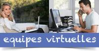 Equipes virtuelles